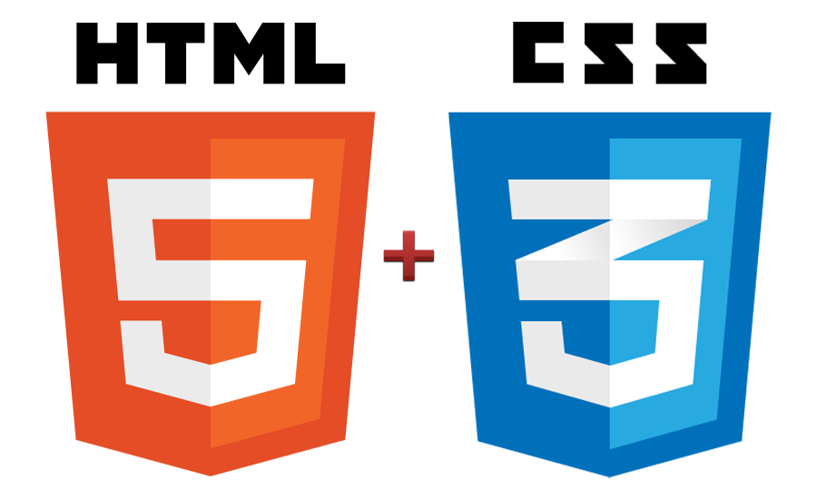 Html5 and Css3 logo